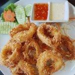 Crispy Calamari Frittis