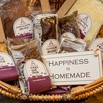 Homemade treats in Ardardan's Farm Shop