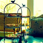 Our delicious Afternoon Tea