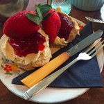 How about a cream tea?