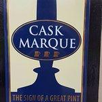 We scored maximum on all aspects of cask ale, quality, temperature, dispense & cellar hygiene
