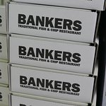 Bankers Fish & Chip Boxes