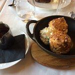 Dessert : Profiteroles maison (10€)