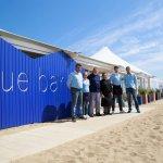 Blue Bar Beach Club Foto