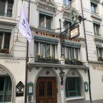Hotel Wilden Mann Foto