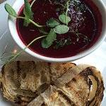 Beetroot & Granny Smith Apple Soup