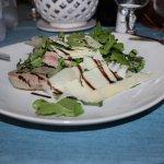 secondi piatti dello chef Rosaria Di Maggio