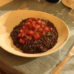 primi piatti dello chef Rosaria Di Maggio