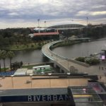 View towards Adelaide Oval