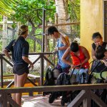 Photo de Ratu Kini's Backpackers and Dive Resort