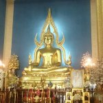 Foto di Wat Benchamabophit (The Marble Temple)