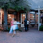 The Trellis Bar & Grill is located in the heart of Colonial Williamsburg.