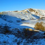 Castleton in the winter