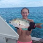 Deep sea fishing at its best