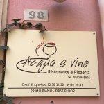 Photo of ACQUA E VINO