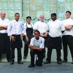 Vineyard Hotel Executive Chef and team