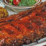 Juicy, mouth watering ribs!