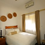 SINGLE ROOM with en-suite facilities, air-conditioner, TV with satellite channels and mini-fridg