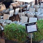 dLounge terrace - Quinta do Lago shopping - Algarve