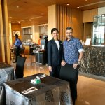With Kaveri, Management Trainee
