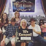 Great time at the Escape Room!