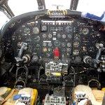 Vulcan Bomber controls