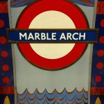 The Marble Arch tube station is just right down the street on Oxford.