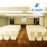 Salones para todo tipo de eventos sociales y corporativos