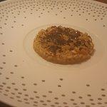 Sea urchin arroz meloso & truffle