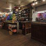 Rustler Powder House- Ski Shop