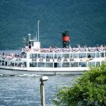 The MV Mohican, commissioned in 1908, is the oldest continually operating tour boat in America.