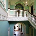 first floor stairway