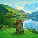 """Sit and contemplate """"our Little piece of Heaven on Earth."""""""