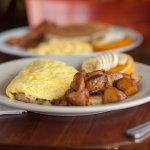 Country Omelette at Bread & Porridge