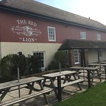 Foto van Red Lion Winfrith