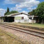 Estación de tren, Joanicó.