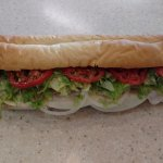 Giant Sub at the Lebanon Jersey Mike's. Get 'ya one or two....