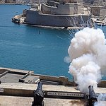 Photo of Saluting Battery