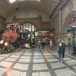 Photo de Hauptbahnhof Leipzig