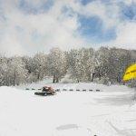 Nuestras pistas de Ski, pisadas a diario!