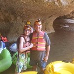 Great time in the water and caves. Bring a cheap LED flashlight!!