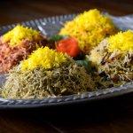 Persian Rice Flavors