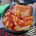 The grilled cheese basket