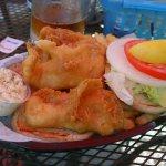 The fish sandwich basket