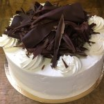 Our Black Forest Cake - handmade in house from scratch