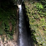 One of several waterfalls