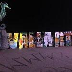 Photo of Puerto Vallarta's El Malecon Boardwalk