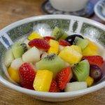 Fruit breakfast options