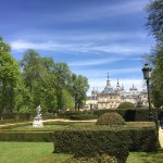 palacio i jardines