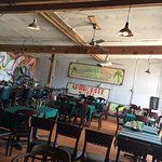 A favorite stop when in Louisiana. Rustic yet appealing dinning areas and bar. We ordered shrimp